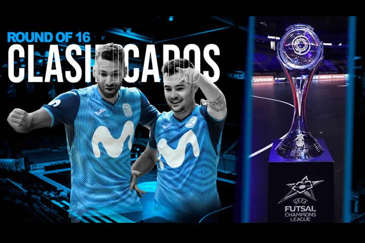 Inter Movistar pasa de ronda en la UEFA