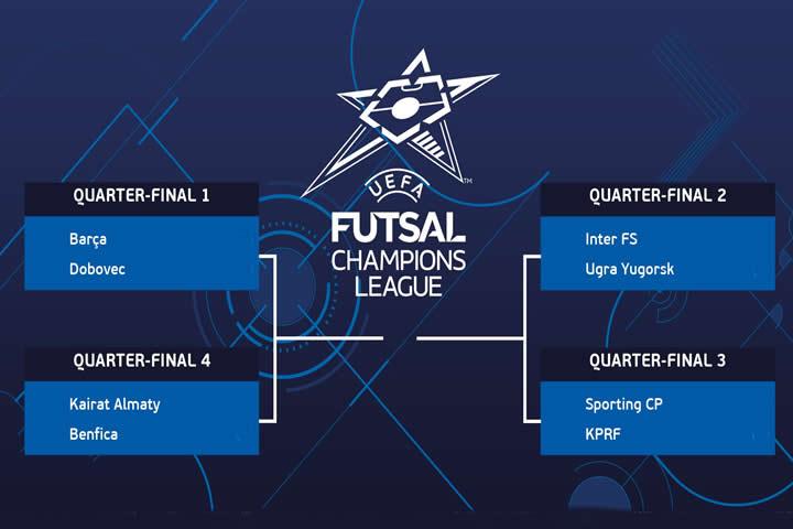 La final de la UEFA Futsal se celebrara en Zadar