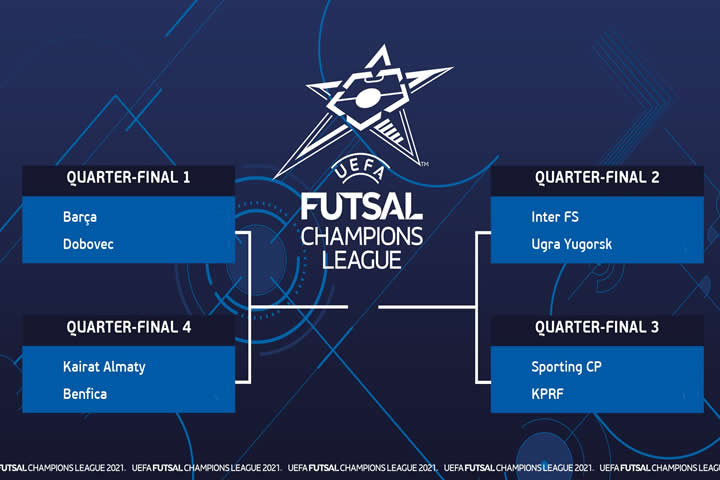 Fase Final UEFA Futsal Champion League