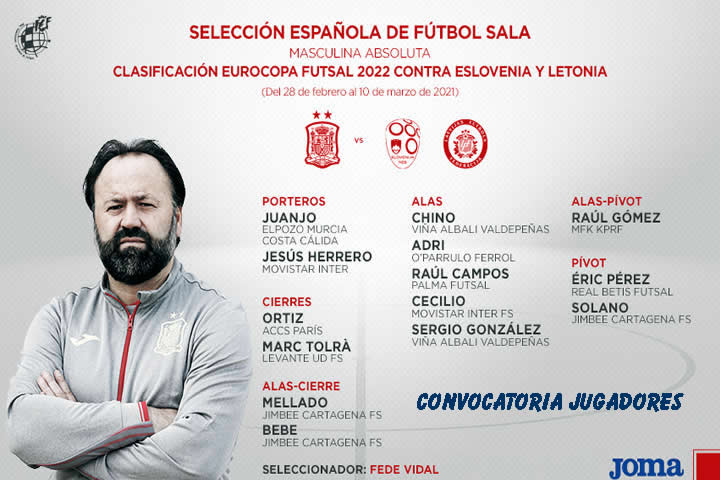 convocatoria seleccion
