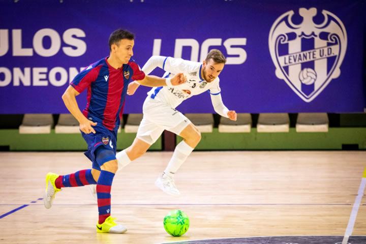 Copa del Reya: Levante VS Valdeñas