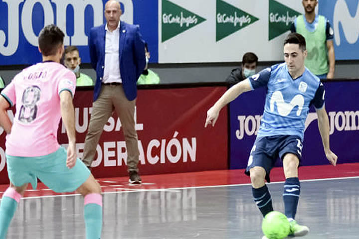J22 Movistar Inter VS FC Barcelona