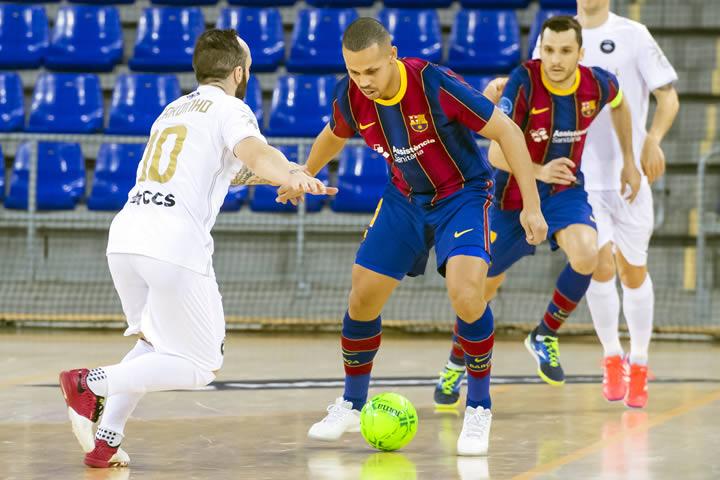 El Barcelona sufre para vencer al ACCS