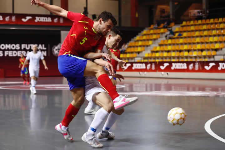 Spain VS Slovenia