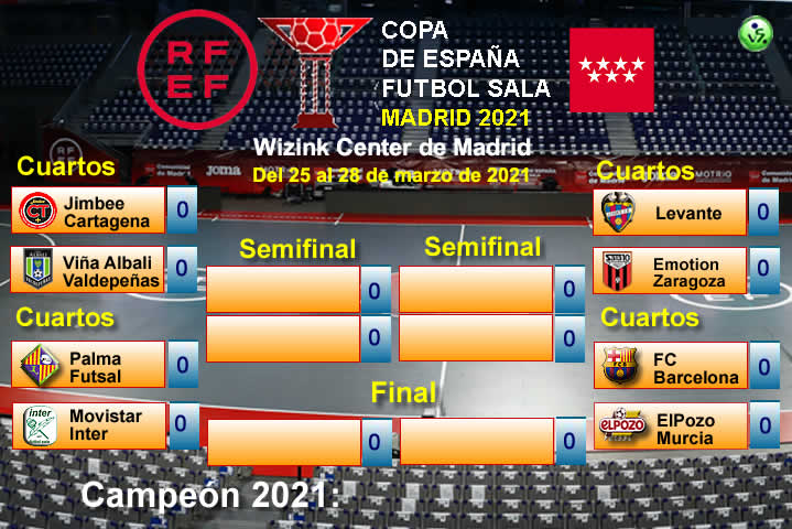 Comienza la Copa de España en Madrid