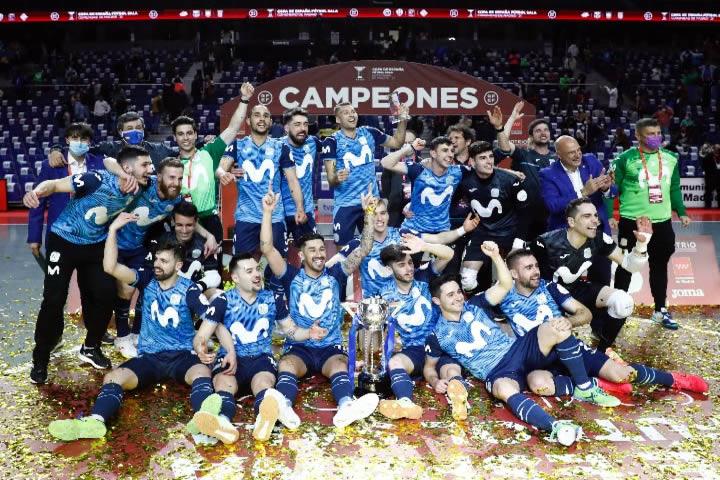 Inter Campeon de la Copa de España 2021