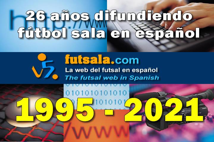 26 años futsala.com