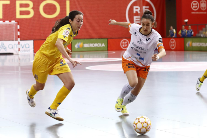 Copa Reina-Alcorcon VS Universidad Alicante