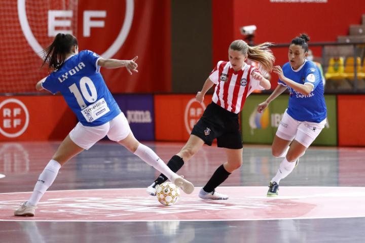 Copa Reina-Esplugues-Melilla