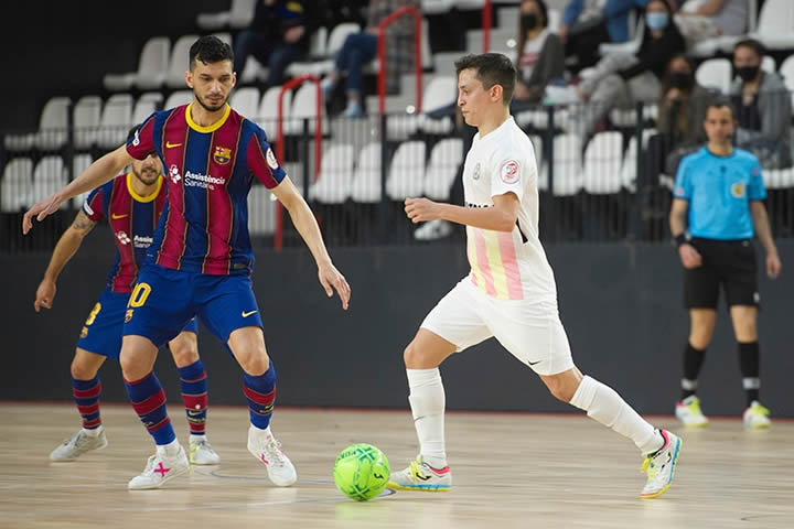 J26 INDUSTRIAS vs bARCELONA