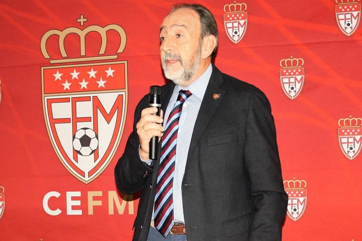 Paco Diez reelegido Presidente de la RFFM