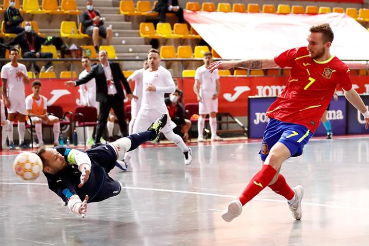UEFA España VS Suiza