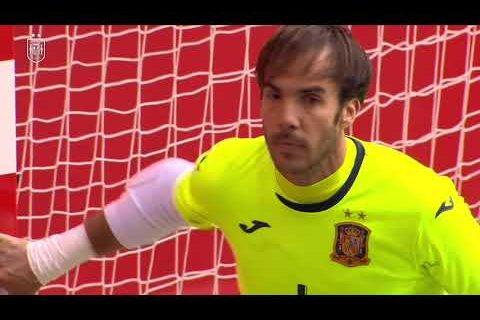 📺 RESUMEN | España 14-0 Suiza | Jornada 6 de la Fase de Clasificación al Europeo de 2022