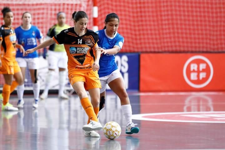 Copa de la Reina Final- Burela VS Melilla