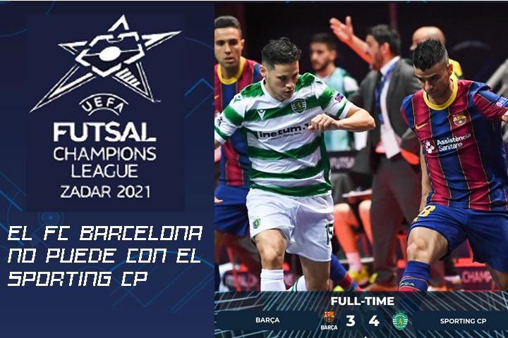 Final UEFAS Futsal