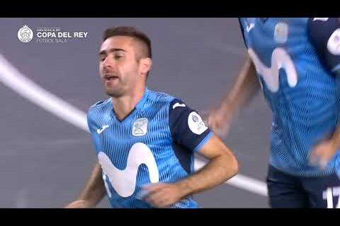 RESUMEN | Copa de S. M. el Rey de Fútbol Sala | Movistar Inter FS 5 3 ElPozo Murcia Costa Cálida