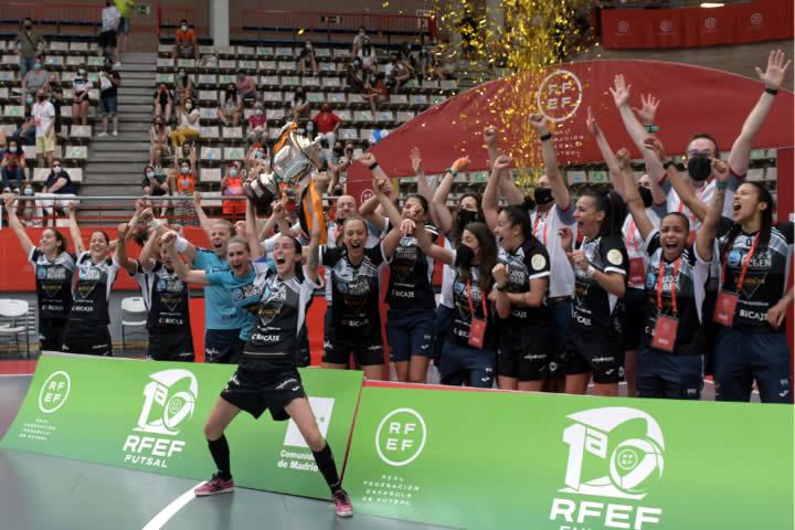 Burela Campeon de Liga 2020-2021