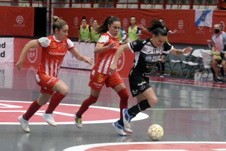 Final Play Off titulo Femenino