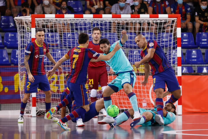Play Off tercero Barcelona VS Levante