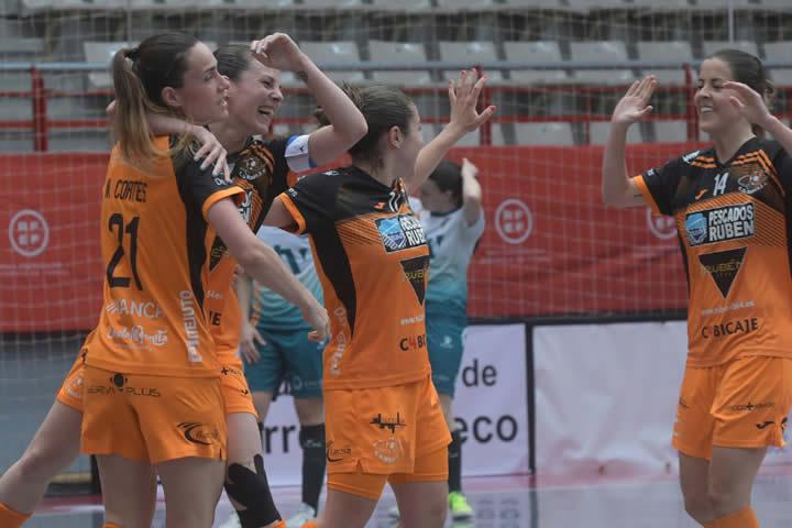 Play Off Titulo Burela VS STV Roldan