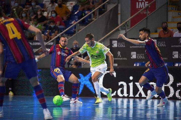 Play Off Titulo Palma VS Barcelona