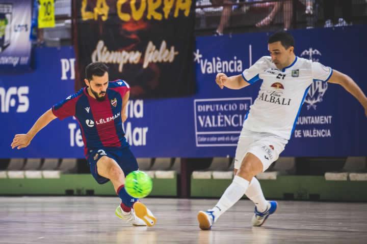 Play Off Titulo Levante VS Valdepeñas