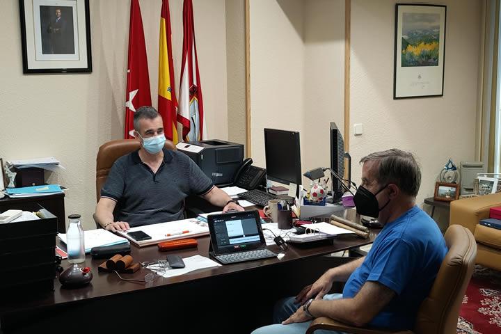 Entrevista a Roberto Gracia en Femafusa