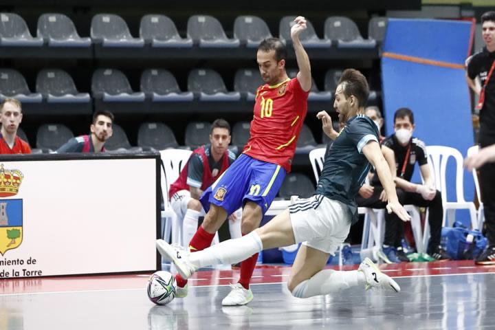 EspañaVS Argentina