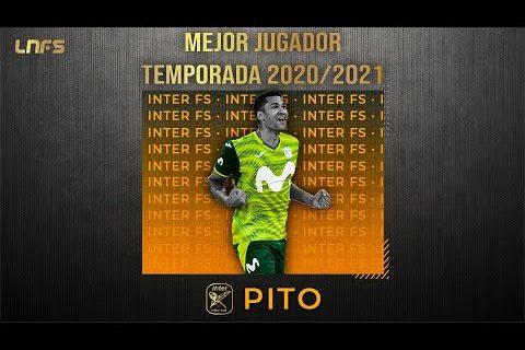 Pito - Trofeo al '𝗠𝗩𝗣' de la Temporada 2020/21
