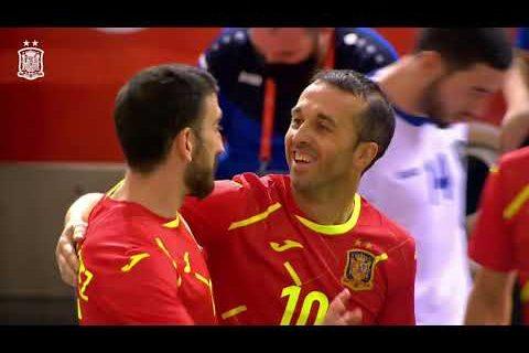 RESUMEN | Fútbol Sala | España 1-0 Uzbekistán