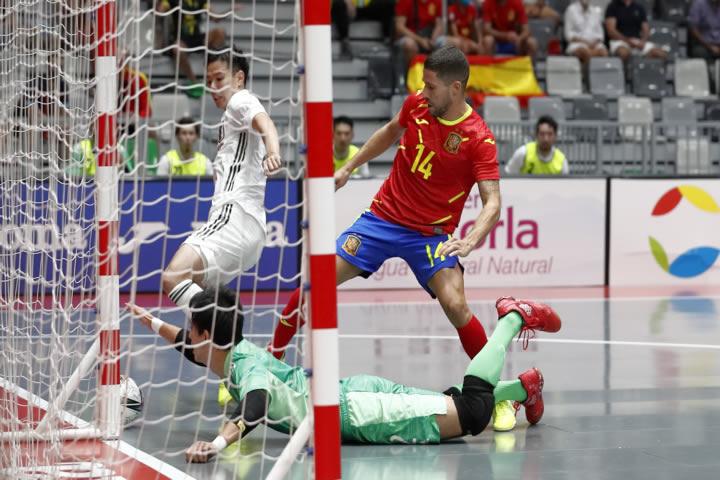 España VS Japon