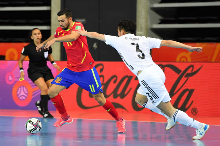 España VS Japon Mundial Lituania