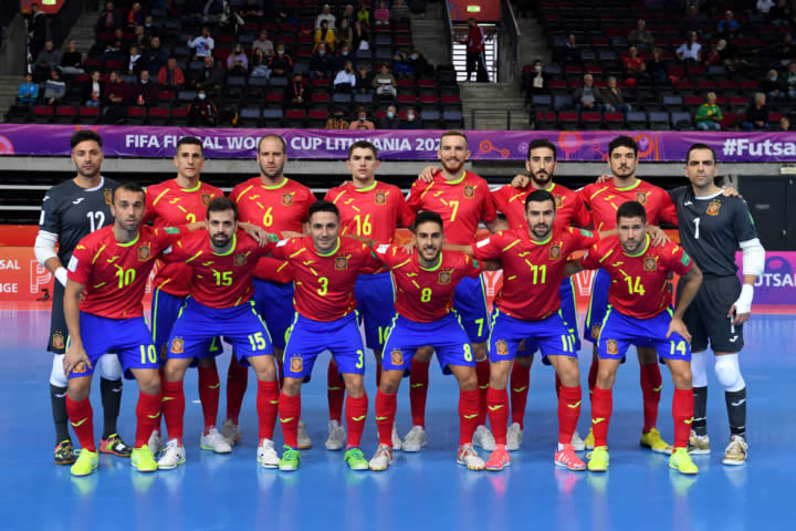 España Mundial Lituania 21