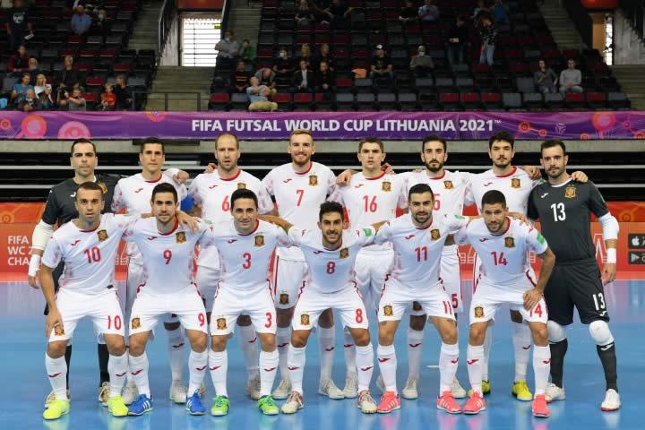 España en Mundial Lituania