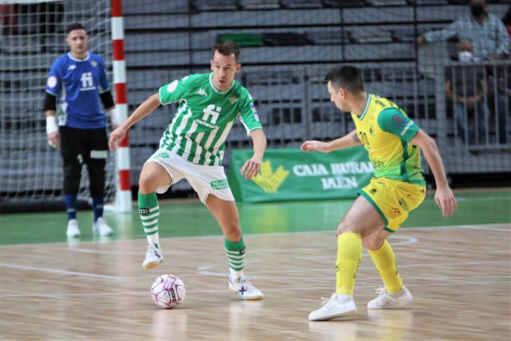 J2-Primera-Jaen VS Betis