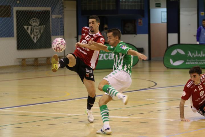 J3 Primera Betis VS Zaragoza