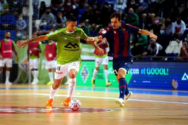 J3-Primera-Palma VS Levante