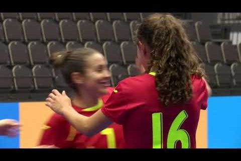 RESUMEN | España golea a Eslovaquia en el primera partido del Preeuropeo (12-2) | 🔴 SEFUTBOL